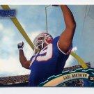 1997 Stadium Club Football #144 Gabe Northern - Buffalo Bills
