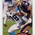 1997 Stadium Club Football #108 Tyrone Poole - Carolina Panthers