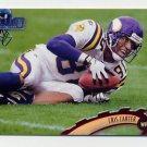 1997 Stadium Club Football #076 Cris Carter - Minnesota Vikings