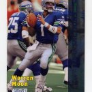 1997 Stadium Club Football #048 Warren Moon - Seattle Seahawks