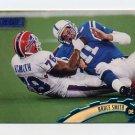 1997 Stadium Club Football #022 Bruce Smith - Buffalo Bills
