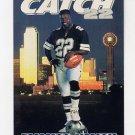 1992 Skybox Prime Time Football #165 Emmitt Smith PC - Dallas Cowboys