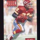 1994 Skybox Impact Football #115 Marcus Allen - Kansas City Chiefs