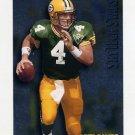 1994 Skybox Premium Football SkyTech Stars #ST14 Brett Favre - Green Bay Packers