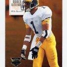 1994 Skybox Premium Football #185 Derrick Alexander RC - Cleveland Browns