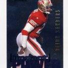 1995 Skybox Impact Football Impact Power #IP9 Deion Sanders - San Francisco 49ers