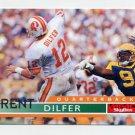 1995 Skybox Impact Football #142 Trent Dilfer - Tampa Bay Buccaneers