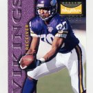 1995 Skybox Premium Football #076 Cris Carter - Minnesota Vikings