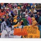 1996 Skybox Premium Football #240 Panorama Nov. 26, 1995 / Bucs vs Packers