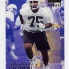 1996 Skybox Premium Football #218 Jonathan Ogden RC - Baltimore Ravens