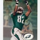 1996 Skybox Premium Football #133 Chris T. Jones - Philadelphia Eagles