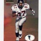 1996 Skybox Premium Football #007 Bert Emanuel - Atlanta Falcons