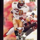 1998 Skybox Premium Football #126 Troy Davis - New Orleans Saints