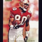 1998 Skybox Premium Football #125 Jerry Rice - San Francisco 49ers