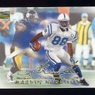 1998 Skybox Premium Football #085 Marvin Harrison - Indianapolis Colts