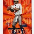 1999 Skybox Premium Football DejaVu #12DV Shaun King / Germane Crowell