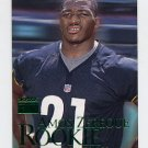 1999 Skybox Premium Football #247 Amos Zereoue RC - Pittsburgh Steelers