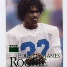 1999 Skybox Premium Football #222 Edgerrin James RC - Indianapolis Colts