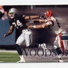 1999 Skybox Premium Football #200 Charles Woodson - Oakland Raiders
