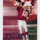 1999 Skybox Premium Football #196 Jake Plummer - Arizona Cardinals