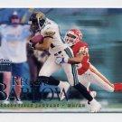 1999 Skybox Premium Football #184 Reggie Barlow - Jacksonville Jaguars