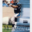 1999 Skybox Premium Football #183 Muhsin Muhammad - Carolina Panthers