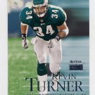 1999 Skybox Premium Football #173 Kevin Turner - Philadelphia Eagles