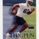 1999 Skybox Premium Football #144 Yancey Thigpen - Tennessee Titans