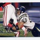 1999 Skybox Premium Football #125 Junior Seau - San Diego Chargers