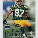 1999 Skybox Premium Football #119 Robert Brooks - Green Bay Packers