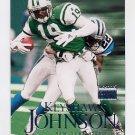 1999 Skybox Premium Football #117 Keyshawn Johnson - New York Jets