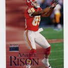 1999 Skybox Premium Football #109 Andre Rison - Kansas City Chiefs