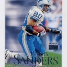 1999 Skybox Premium Football #073 Barry Sanders - Detroit Lions