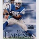 1999 Skybox Premium Football #051 Marvin Harrison - Indianapolis Colts