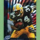 1997 Donruss Football Press Proofs Silver #138 Edgar Bennett - Green Bay Packers