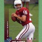 1997 Donruss Football #217 Jake Plummer RC - Arizona Cardinals