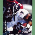 1997 Donruss Football #134 Jamal Anderson - Atlanta Falcons