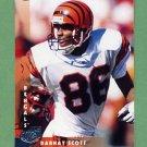 1997 Donruss Football #111 Darnay Scott - Cincinnati Bengals