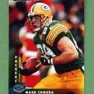 1997 Donruss Football #109 Mark Chmura - Green Bay Packers