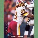 1997 Donruss Football #082 Darrell Green - Washington Redskins