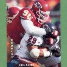 1997 Donruss Football #073 Neil Smith - Kansas City Chiefs