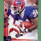 1997 Donruss Football #043 Thurman Thomas - Buffalo Bills