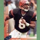1997 Donruss Football #037 Jeff Blake - Cincinnati Bengals