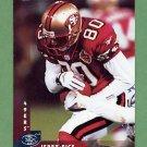 1997 Donruss Football #009 Jerry Rice - San Francisco 49ers