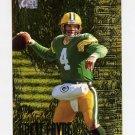 1996 Metal Football Goldflingers #5 Brett Favre - Green Bay Packers
