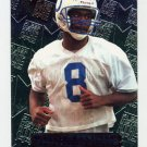 1996 Metal Football #135 Marvin Harrison RC - Indianapolis Colts