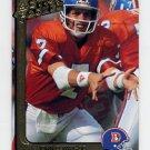1991 Action Packed Football #063 John Elway - Denver Broncos