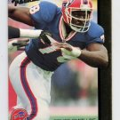 1992 Action Packed Rookie Update Football #81 Bruce Smith - Buffalo Bills