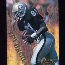 1994 Action Packed Football Catching Fire #R6 Tim Brown - Los Angeles Raiders