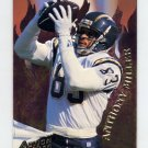 1994 Action Packed Football Catching Fire #R5 Anthony Miller - Denver Broncos